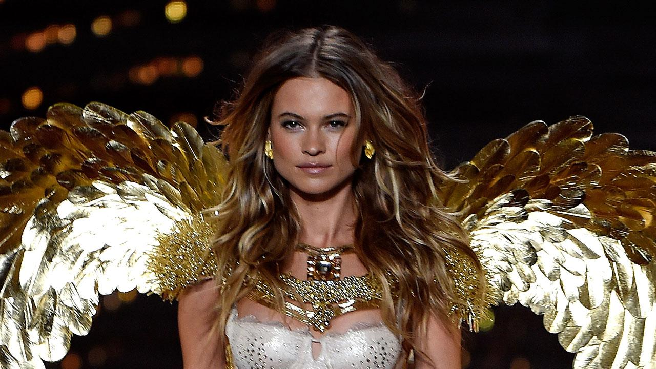 Behati Prinsloo Shares Victoria's Secret Fashion Show Throwback Pic, Wishes This Year's Models Good Luck