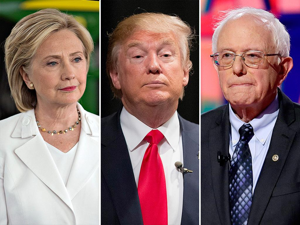 Bernie Sanders Says He's Joining Forces With Hillary Clinton - To See Donald Trump 'Defeated Badly'