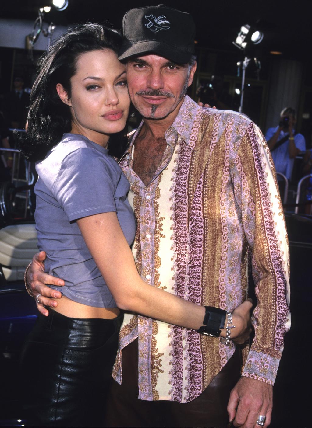 Billy Bob Thornton Says Angelina Jolie    Seems Okay '  Amid Brad Pitt Divorce