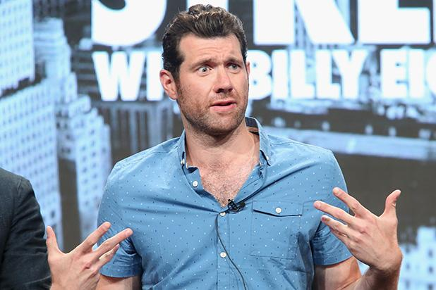 Billy Eichner Calls Ross Mathews Twitter Feud a  Business Issue