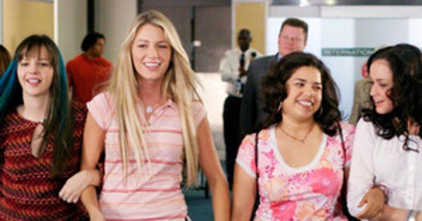 Blake Lively Sounds Off on a Possible Third Sisterhood of the Traveling Pants Movie