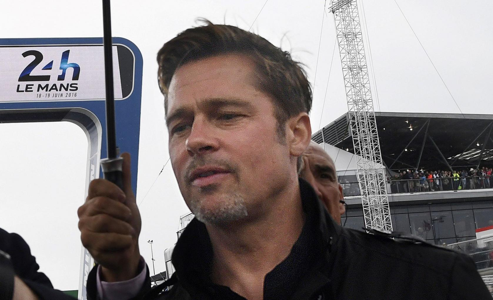 Brad Pitt Lawyers Up For Divorce Battle, Hires Charlie Sheen's Attorney