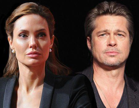 Brad Pitt Sees His Kids for the Second Time While Angelina Jolie Gets a Visit From the FBI