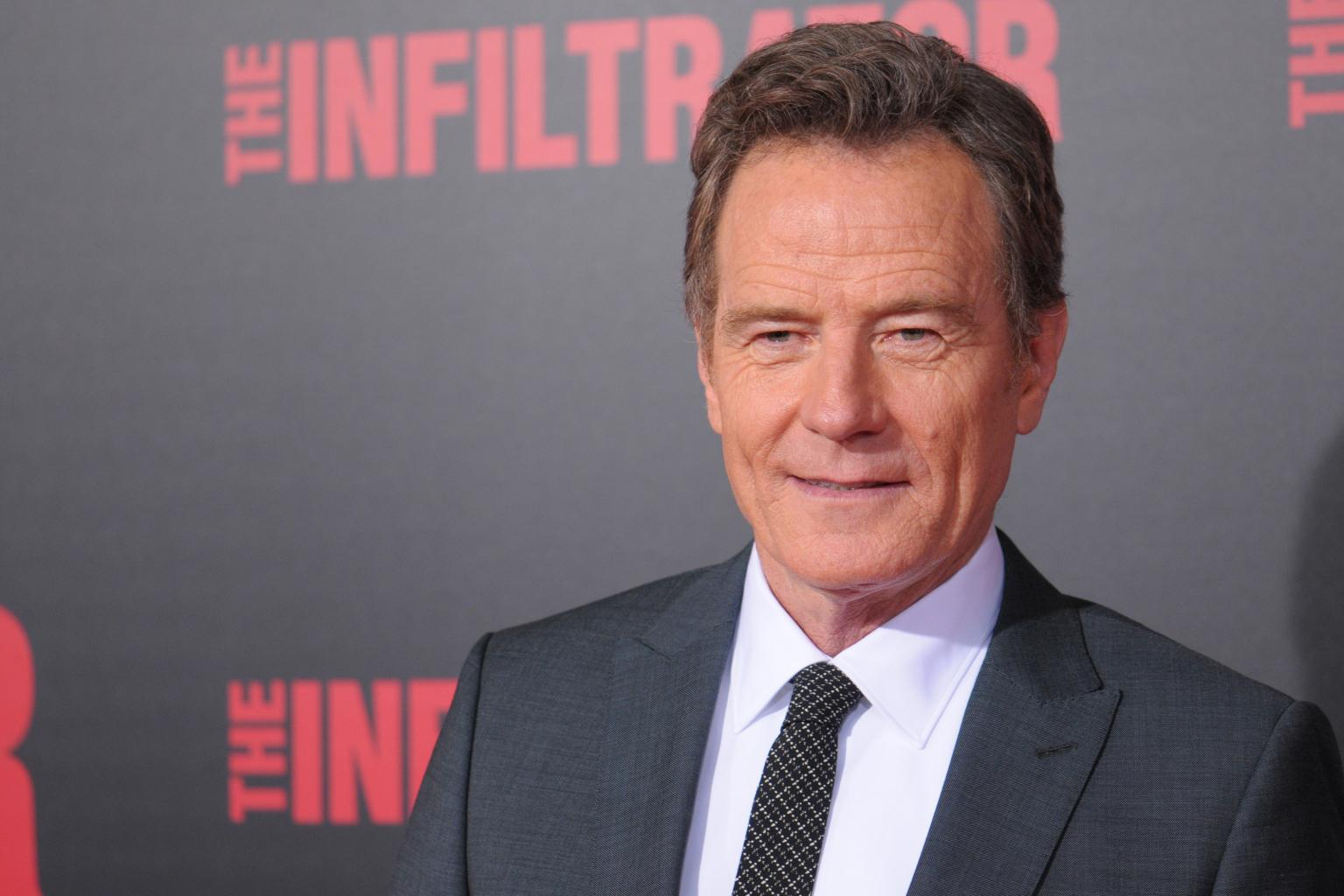 Bryan Cranston On Being Abandoned By His Parents: 'There's Still A Lot Of Pain I'm Dealing With'
