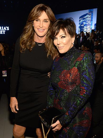Caitlyn Jenner Names Kris's 'Over-The-Top' Christmas Eve Par