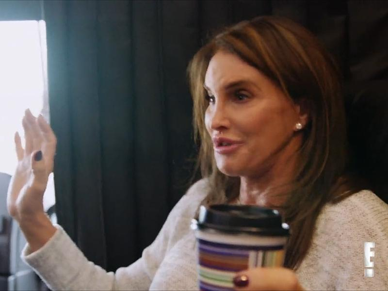 Caitlyn Jenner Shares Views on Hillary Clinton and Why She '