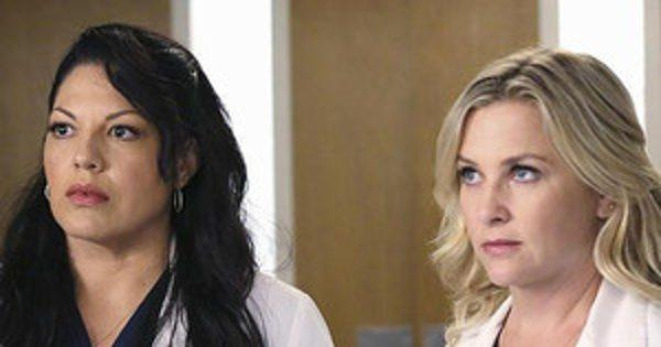 Callie and Arizona's Custody Battle Is Just Beginning on Grey's Anatomy and It's Already Getting Ugly