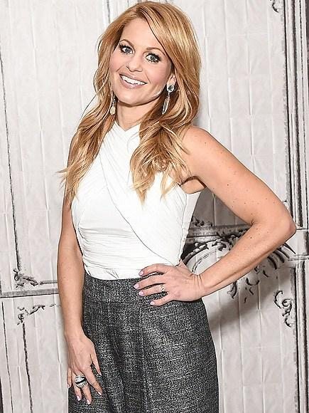 Candace Cameron Bure Hopes to Instill Positive Body Image in Her Children: 'Love Who You Are'