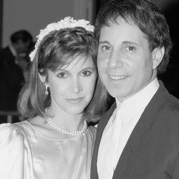Carrie Fisher's Ex Paul Simon Pays Tribute to Her After Her Death: Inside Their Turbulent Relationship