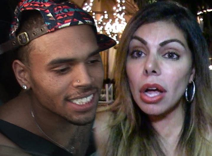 Chris Brown -- Cops Close Criminal Investigation On Female A