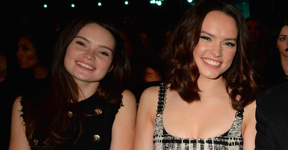 Daisy Ridley Steals the MTV Movie Awards With Her Look-Alike