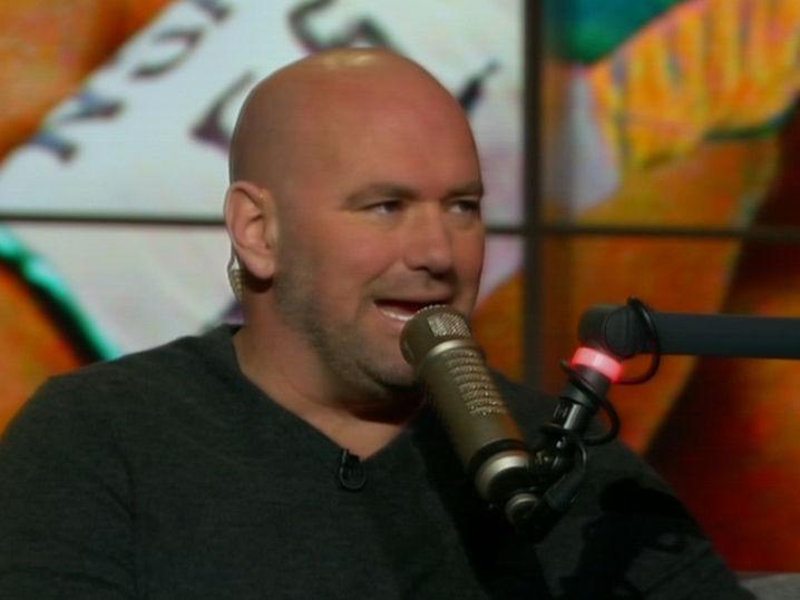 Dana White Makes Mayweather vs. McGregor Offer ... $25 MILLION EACH