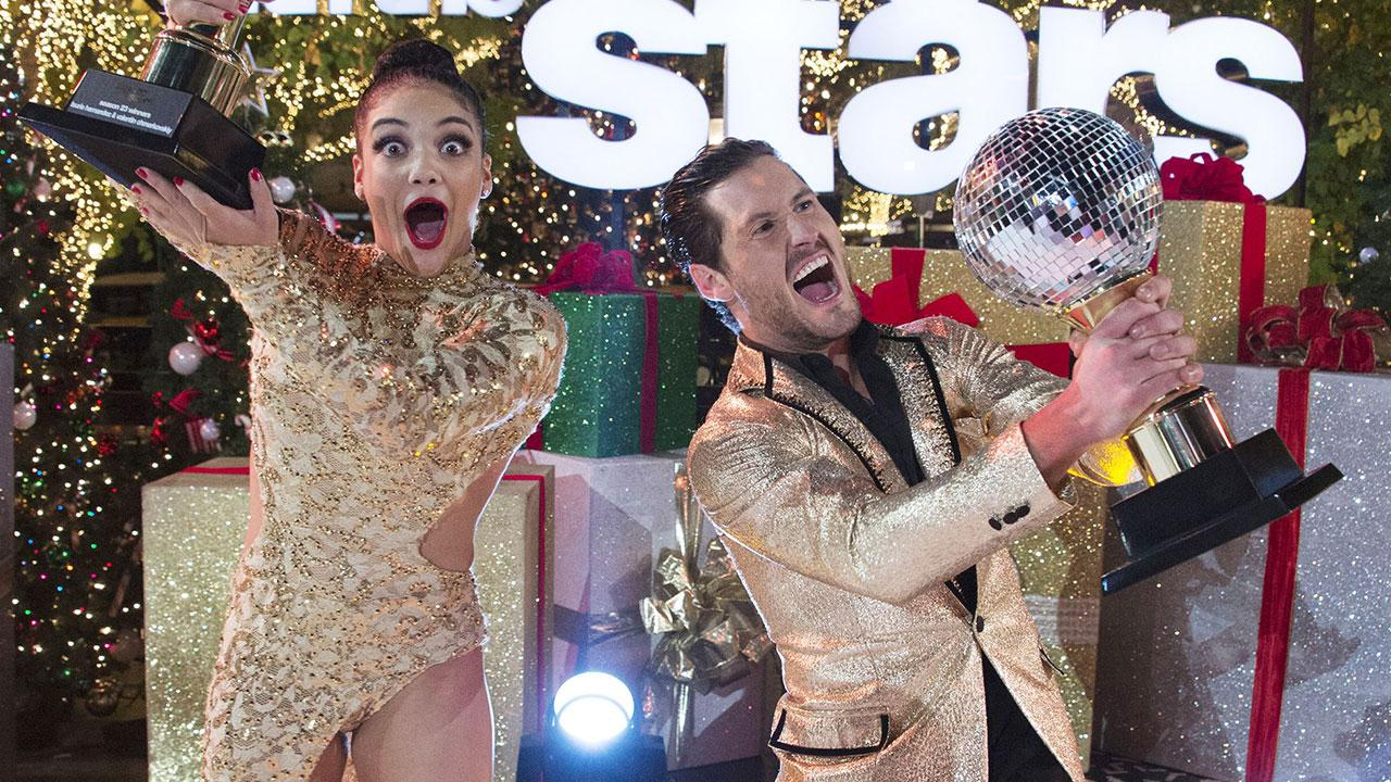 'Dancing With the Stars' Crowns Its Season 23 Champion -- Find Out Who Took Home the Mirror Ball Trophy!