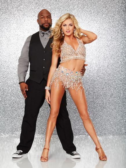 Dancing with the Stars: Wanya Morris' 'Bye Bye Bye' Makes Joey Fatone Cry - Plus Another Couple Goes Home