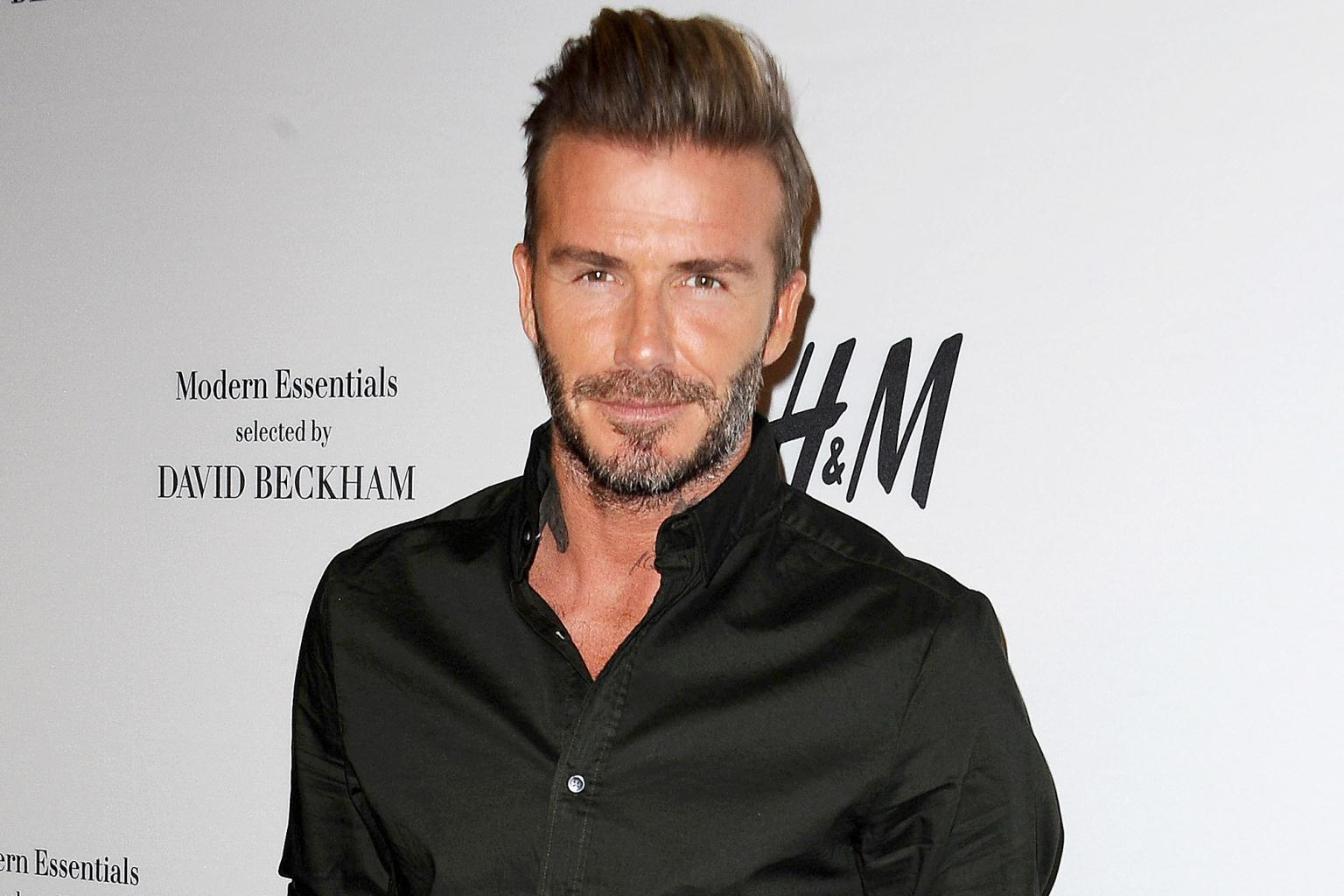 David Beckham and Unicef Fight Back Over Alleged Hacked Emails:    Let the Facts Speak for Themselves