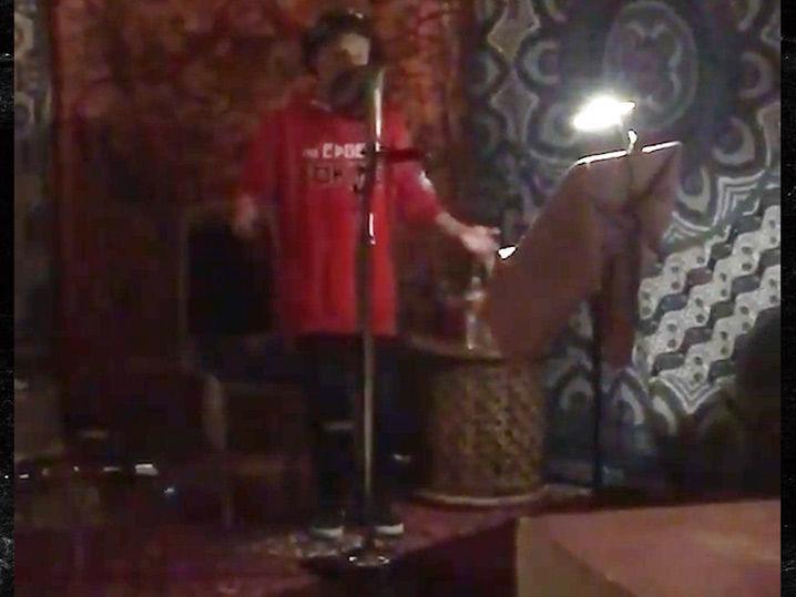 David Beckham -- My Boy's Kinda Bieberish (Video)