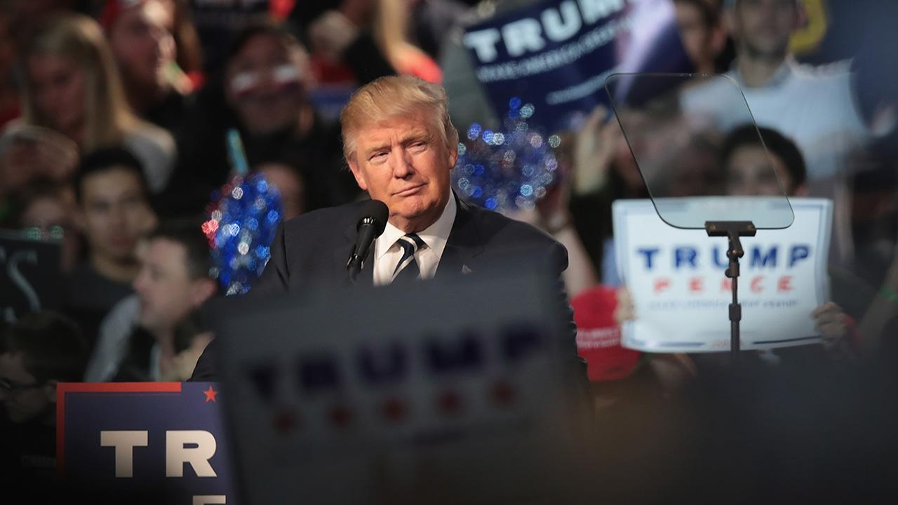 Donald Trump Wins Election: Officially Named 45th President of the United States