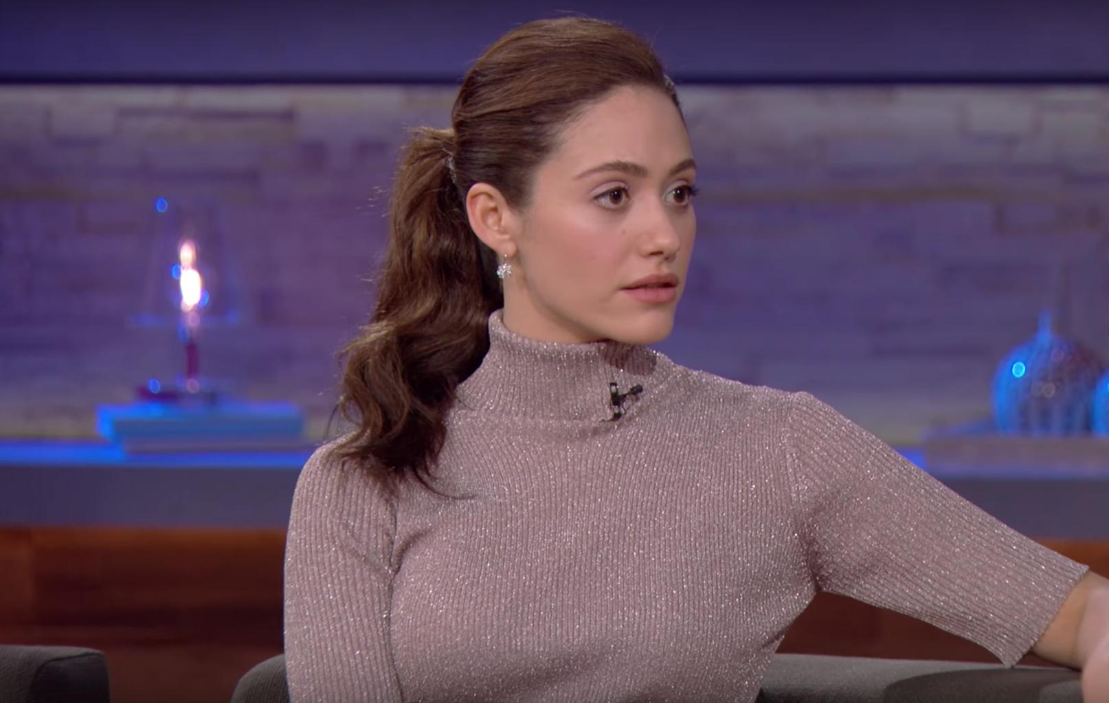 Emmy Rossum Addresses Post-Election Twitter Hatred:    It  's Not About Who You Voted For, It  's About Common Decency