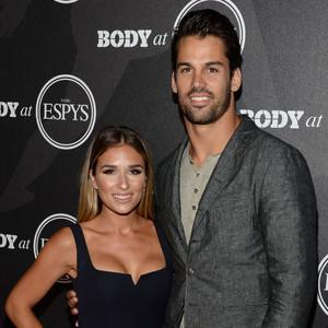 Eric Decker Posts Sweet Message About Being Most Thankful for Jessie James Decker After Losing Football This Year