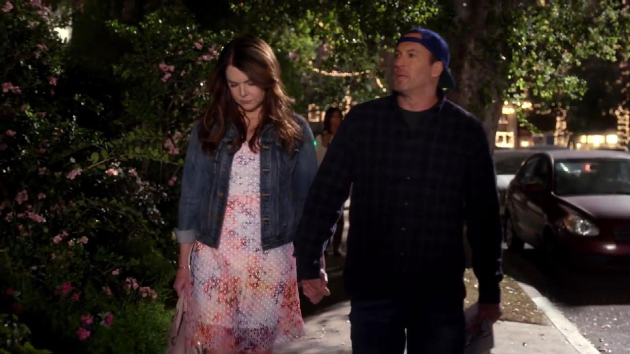 Exclusive: Scott Patterson Talks 'Gilmore Girls' Finale and What's Next for Luke and Lorelai: 'Lots of Babies!'
