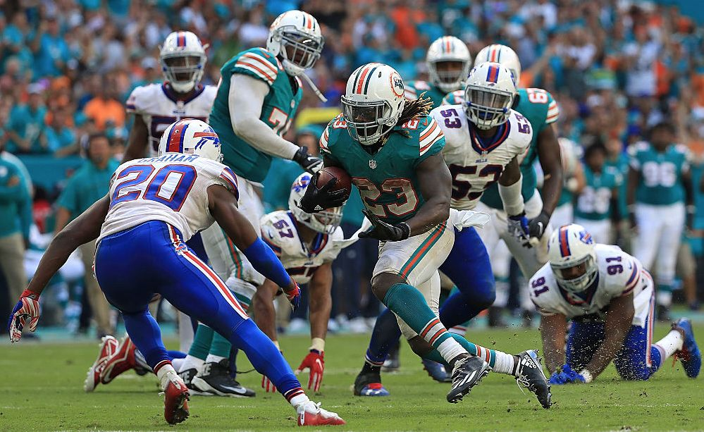 Booms and Busts: Jay Ajayi goes bonkers (again)