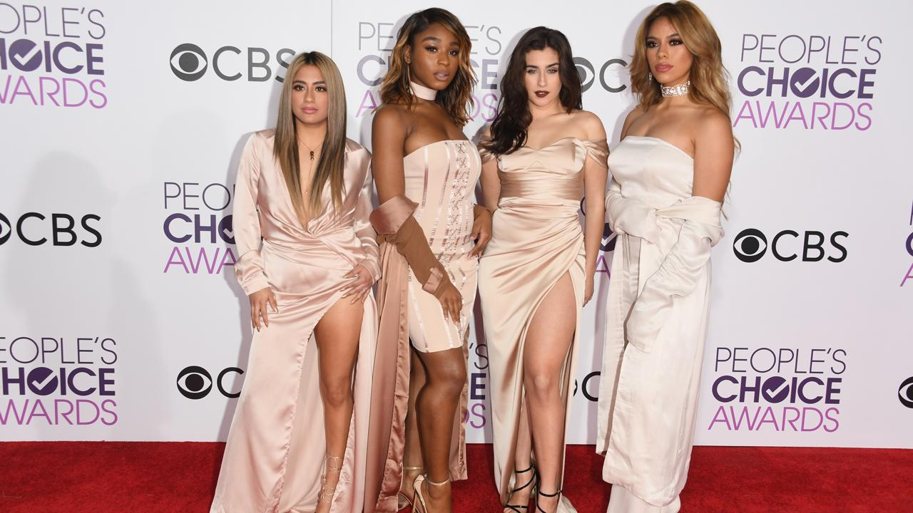 Fifth Harmony Delivers First Performance Without Camila Cabello, Wins Favorite Group at People's Choice Awards
