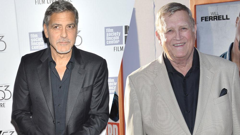 George Clooney Remembers Ken Howard�s Help in Early Acting D