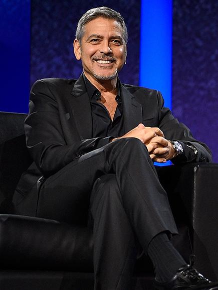 George Clooney Says He's 'Lucky' He Didn't Find Fame Until 33