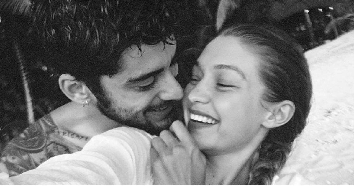 Gigi Hadid and Zayn Malik's Romance Is Almost Too Hot to Handle
