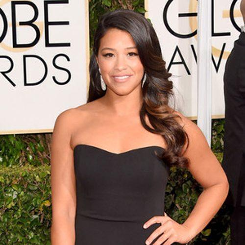 Gina Rodriguez Offers to Give Her 2015 Golden Globes Dress t