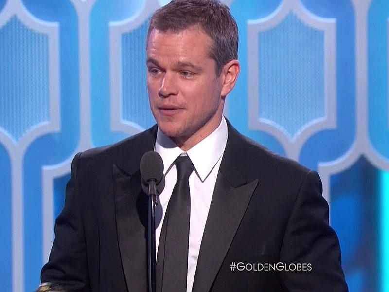 Golden Globes: The Wildest Moments You Didn't See on TV