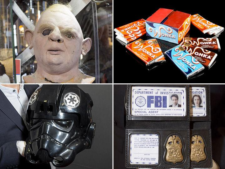 'Goonies' -- Hey, You Guys!!! '80s & '90s Movie Swag Up for Grabs (Photo Gallery)