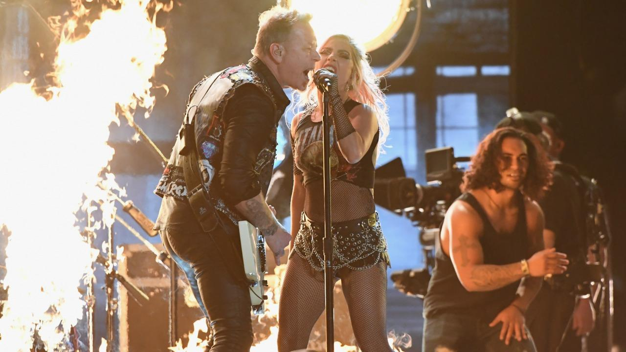 GRAMMYs Producer Apologizes to Metallica for Technical Difficulties During Performance