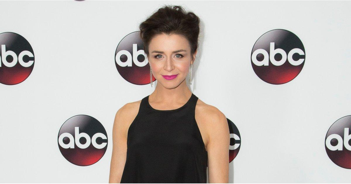 Grey's Anatomy's Caterina Scorsone Gives Birth to Her Second Child