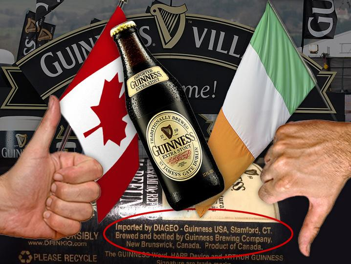 Guinness Beer -- Sued By Angry Customer ... This Stuff's Mad