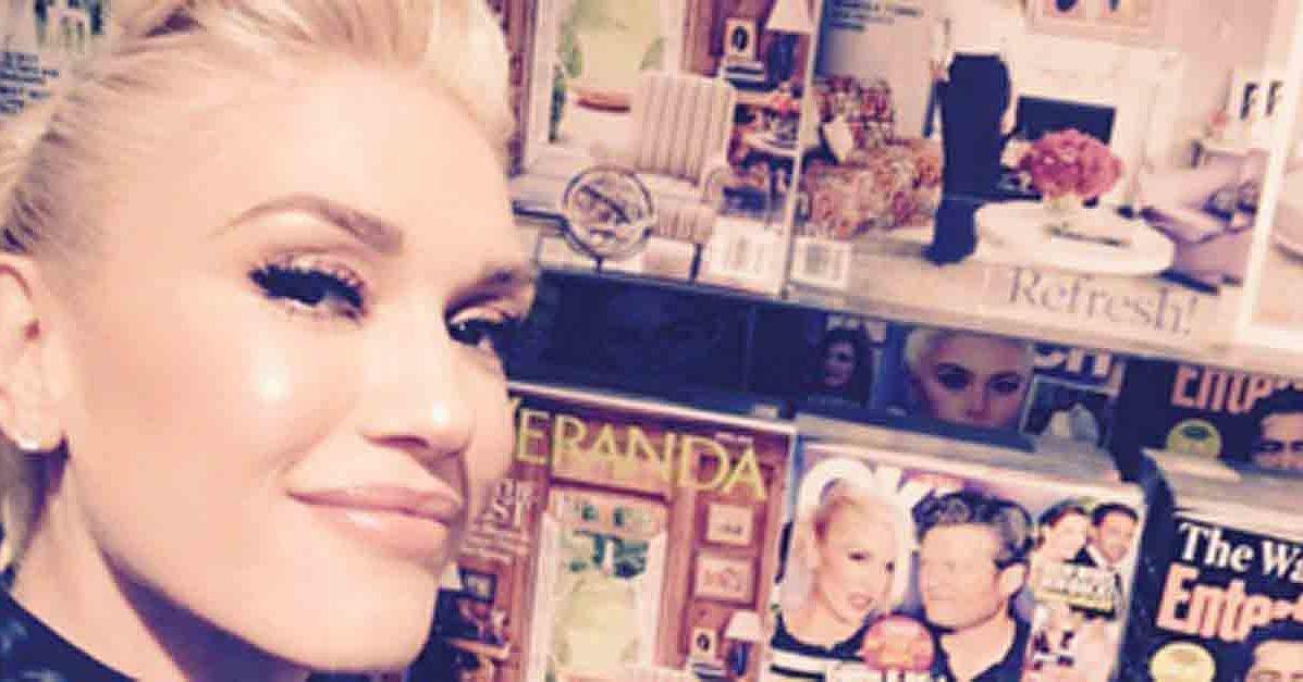 Gwen Stefani Has the Perfect Response to Those Blake Shelton