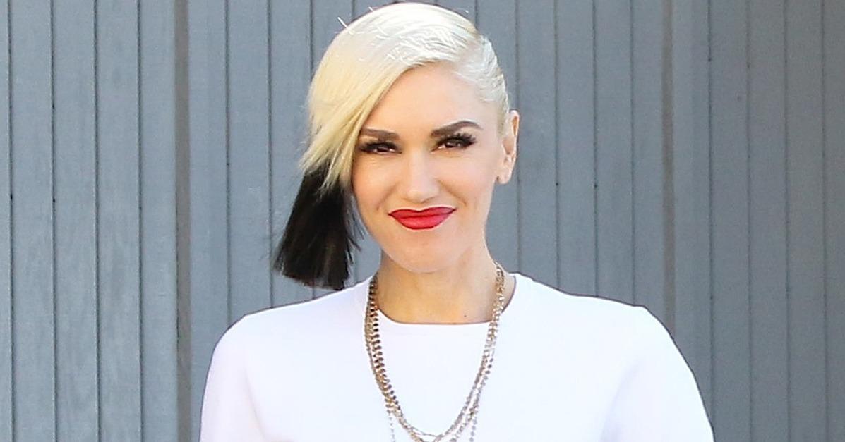Gwen Stefani Radiates Love Following Her Sweet Night Out Wit