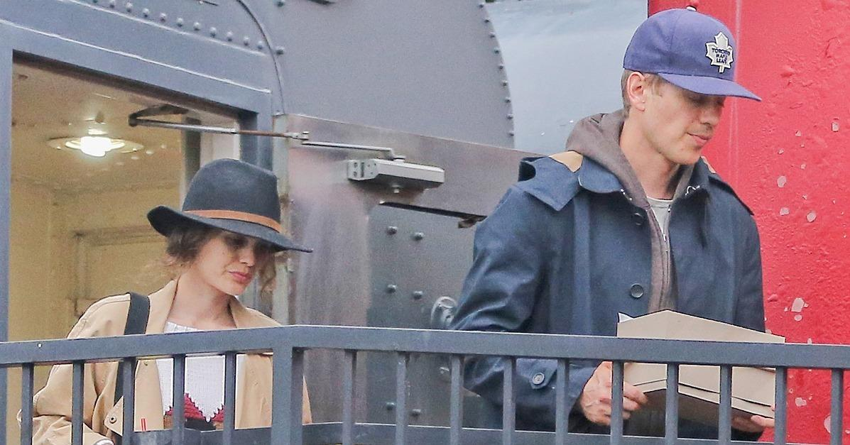 Hayden Christensen and Rachel Bilson Step Out For a Rare Cou