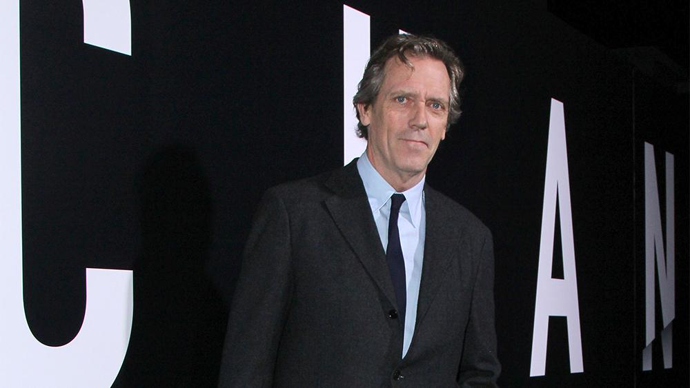 Hugh Laurie Feels    Imposter Syndrome '  Over Hollywood Walk of Fame Honor
