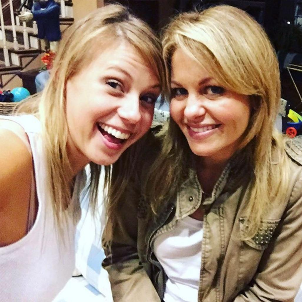 I   ll Be Lovin '  You Forever  ': Candace Cameron Bure  's Fuller House Family Celebrates Her 41st Birthday with Heartfelt Messages