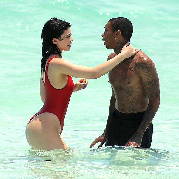 Inside Kylie Jenner and Tyga's Romantic Fun-Filled Getaway with Friends: 'They're in a Really Good Place'