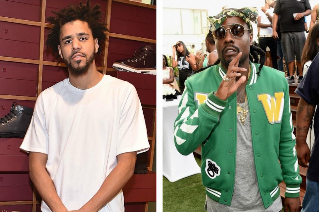 J. Cole Apparently Has Words for Wale on 'False Prophets' - XXL