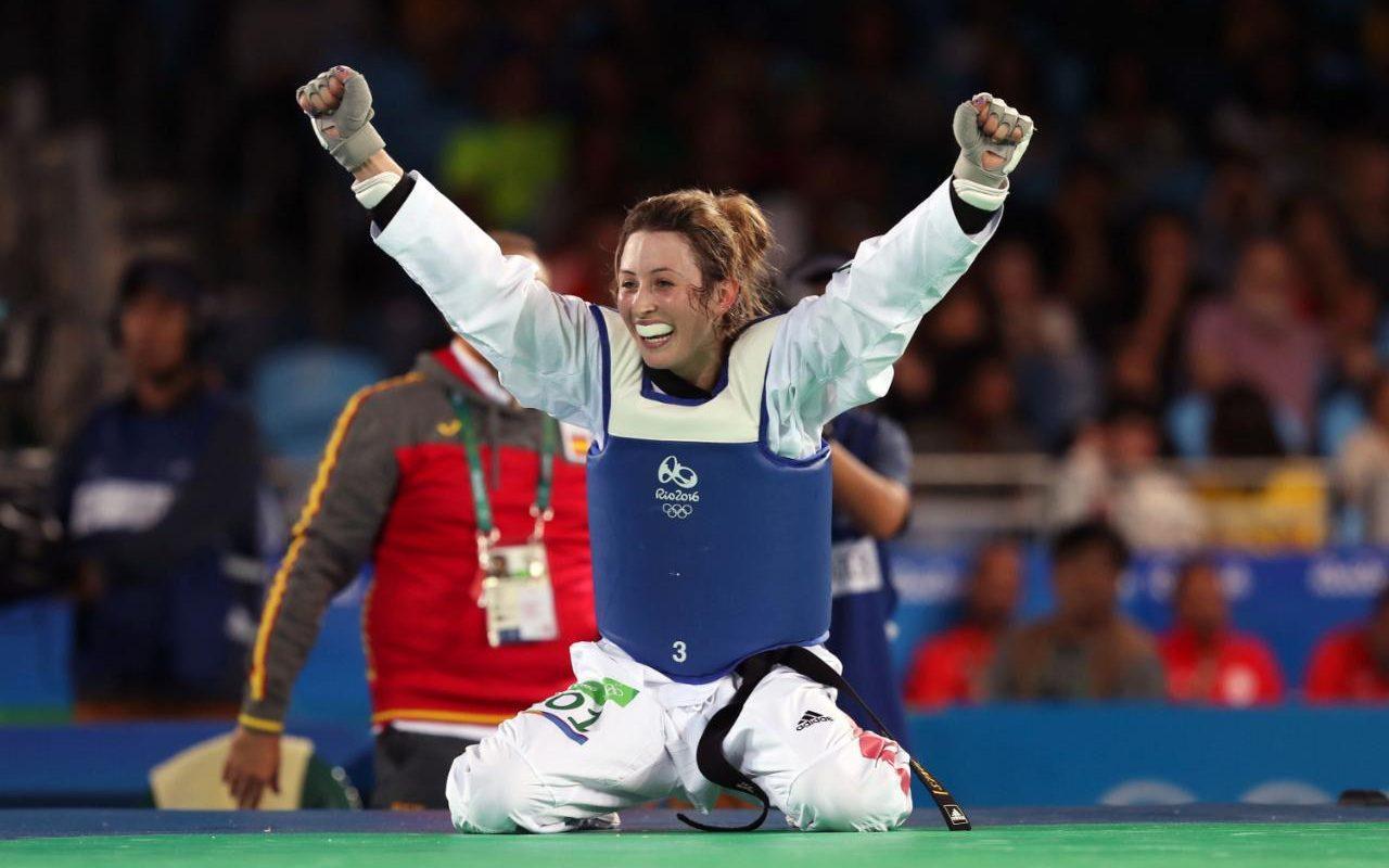 Jade Jones wins Taekwondo gold medal at Rio Olympics 2016 as GB star recreates London triumph