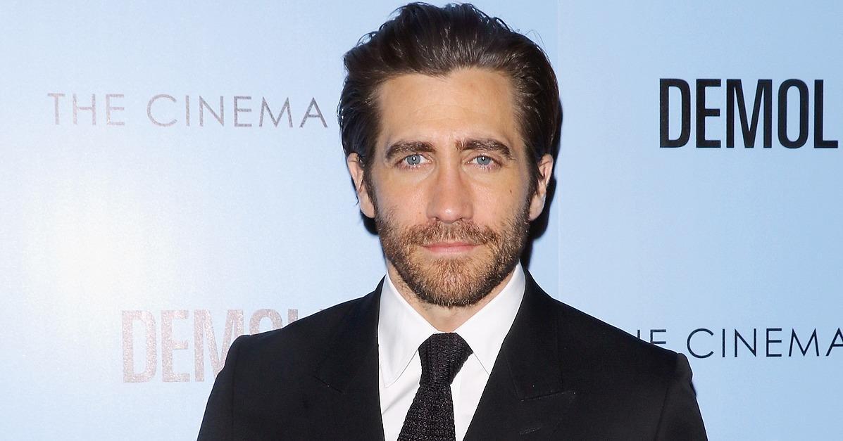 jake gyllenhaal scruff - photo #29