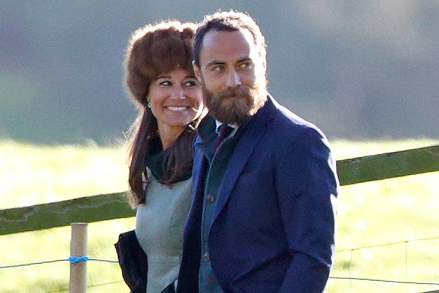 James Middleton Is    Proud '  to be the    Little Brother of '  Pippa and Princess Kate