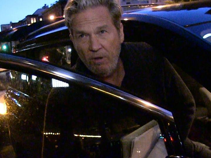 Jeff Bridges -- Hold the Kahlua and Cream for My Russians, Dude (Video)