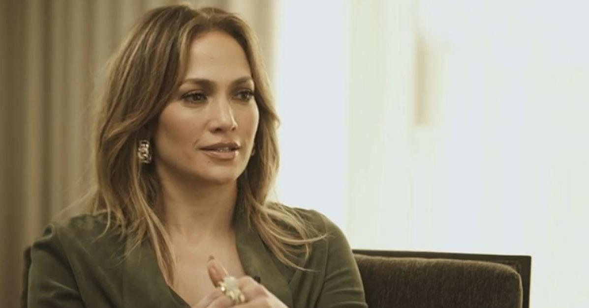 Jennifer Lopez Reflects on the