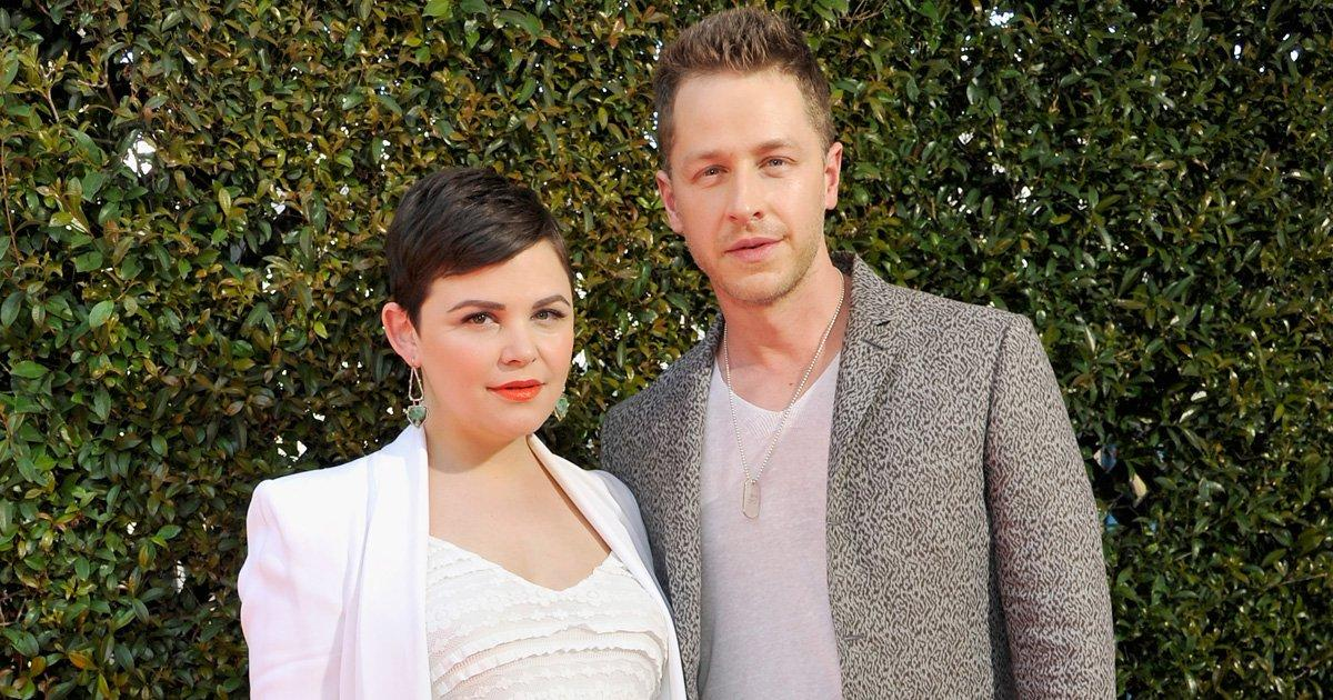 Josh Dallas Spills on How Magical It Was Falling For Ginnifer Goodwin, and It Will Melt You