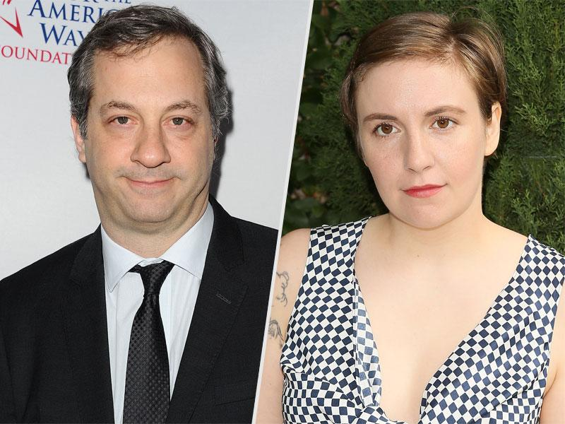 Judd Apatow, Lena Dunham and More Celebrities React to Bill