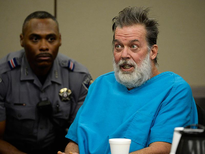 Judge Rules Planned Parenthood Shooting Suspect Is Not Fit to Stand Trial